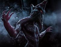Daily horror character sculpt