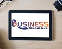 Business Portal Gujarati Samaj Logo Design