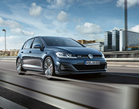 Volkswagen - The new Golf GTD & Golf Variant GTD