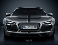 Audi-R8 Tommy Modified car