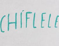 Chíflele. Colaboration.