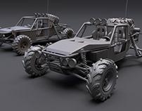 Sahara Buggy X2 / Fast & Furious Spy Racers 3