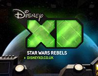"STAR WARS REBELS ""A NEW HOPE"""