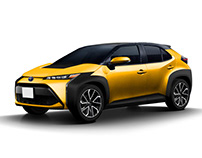 Toyota BEV SUV