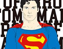 Man of Tomorrow! Superman