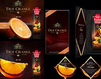 True Orange Campaign: Nestlé Fruita Vitals Juice