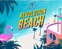 Viva Miami Event | Art Direction