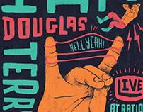 Ian Douglas Terry - Live Album Recording
