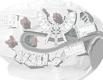 Kompleks na Crkvini u Trebinju