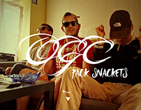 OGC - PACK SNACKETS, Musikvideo