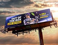 LSU Baseball Marketing 2017