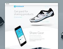 Kickback App