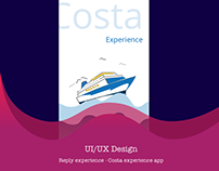 Reply competition - Costa experience App