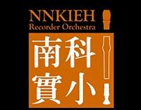 2015 NNKIEH Recorder Orchestra T-Shirt Design