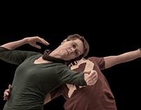 The AMICI Journals - Dancers exploring Shape