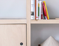 ply shelf