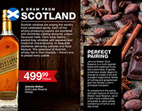 Whisky Promotion Catalogue | Checkers