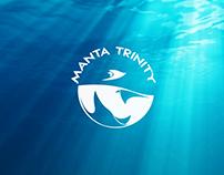 Logo | Manta Trinity