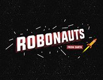 ROBONAUTS! Nickelodeon Station ID StoryBoard (2012)