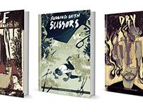 Augusten Burroughs memoirs redesign