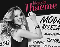 Blog da Thaeme