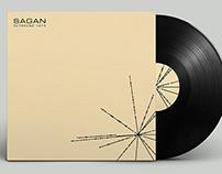 Album Art // Sagan - Outbound 1972