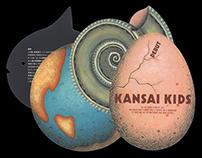 KANSAI KIDS     Fashion Project
