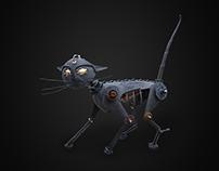 The Jazz cat
