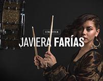 Javiera Farías - Editorial Moda