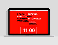 11 fucking minutos
