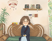 It's me!(Nimome Vintage Lounge_Jeju Island_KR)