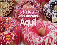 Social Media  - Café Donuts Jockey