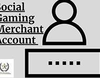 Social gaming merchant account at low prices