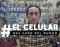 OSIPTEL - #ElCelularMásCaroDelMundo