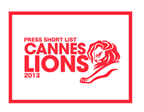 FEDEX CANNES 2013 SHORT LIST