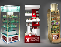 Arabian Oud POS design