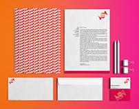 Sticky Stories Logo Design and Stationary