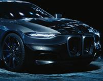 BMW The Dark Knight Version