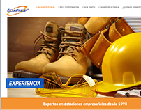 Ecuatrade website