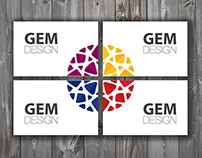 Gem Design Branding