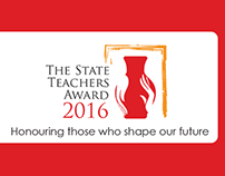 The State Teacher Award 2016