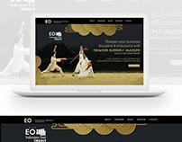EO Indonesia East Web Design