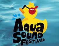 Logo Aquasound Festival