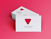 VOXBAY Solution - Logo Design