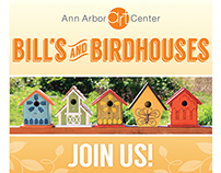 Bill's and Birdhouses Flyer