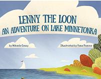 Lenny the Loon: An Adventure on Lake Minnetonka