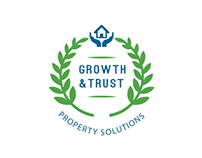 Growth and trust Property Solutions - Logo design