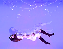 Ghosts | Digital Collage