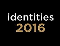 Identities - 2016