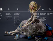 Project magazine [ Doll's House]